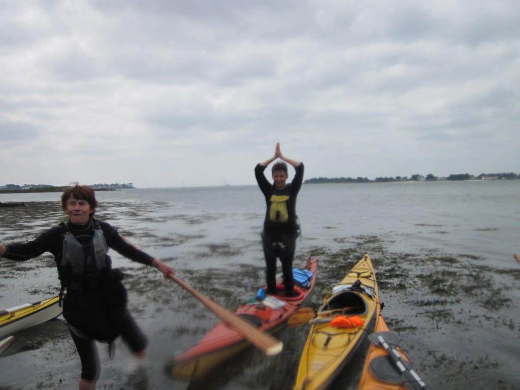 WE Kayak et yoga edition 2 - 3