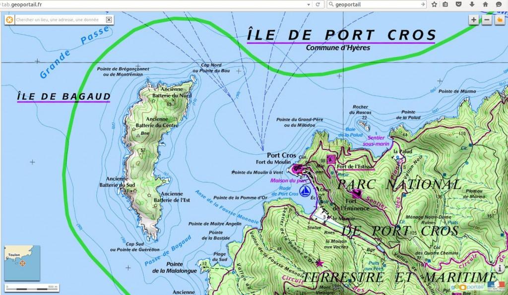 carte-Geoportail_Bagaud_Port-Cros