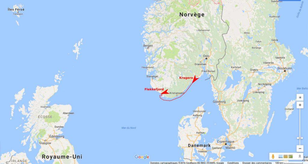 Mercipourlekayak_Norvège-sud