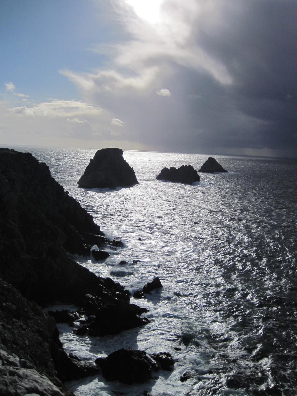 Presqu'île de Crozon-Tas de Pois