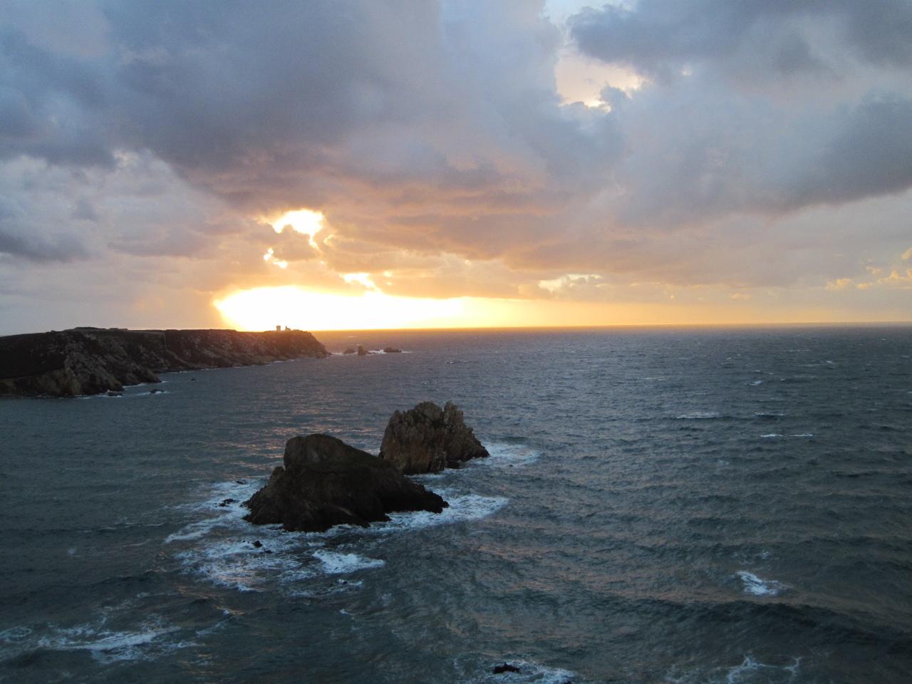 Presqu'île de Crozon-Pointe du Toulinguet