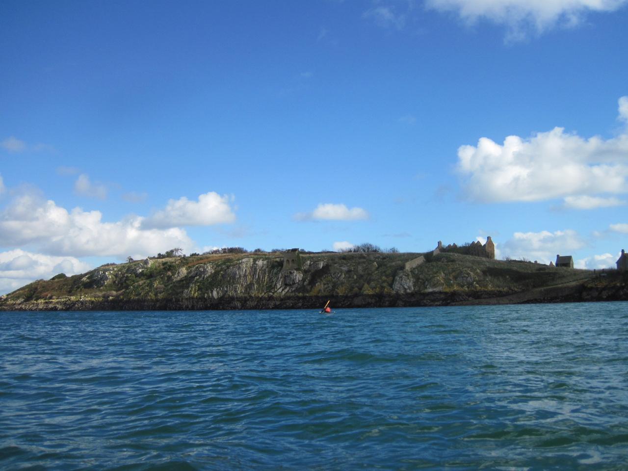 Presqu'île de Crozon-Ile Trébéron