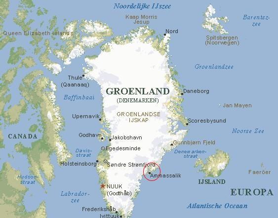 Gronenland
