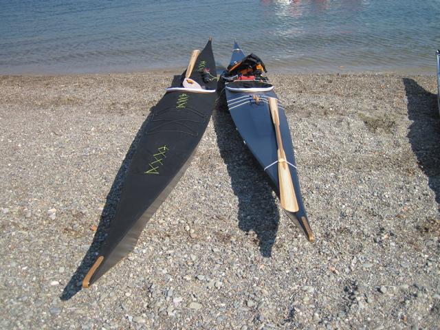 kayaks trad