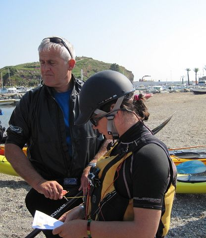 Nigel Dennis et Eila Wilkinson