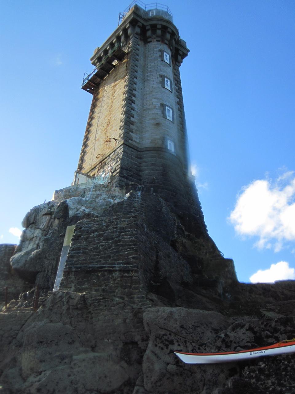 Pointe du Raz  - au pied de La Vieille