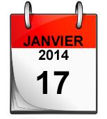 agenda janvier 2014 - 1
