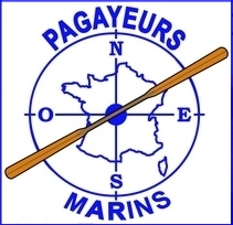 Pagayeurs Marins - logo