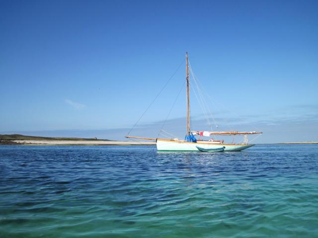 Litiri, archipel de Molène