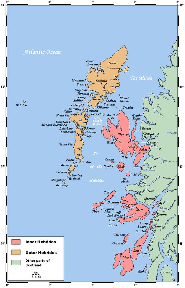 Hebrides-Wikipedia