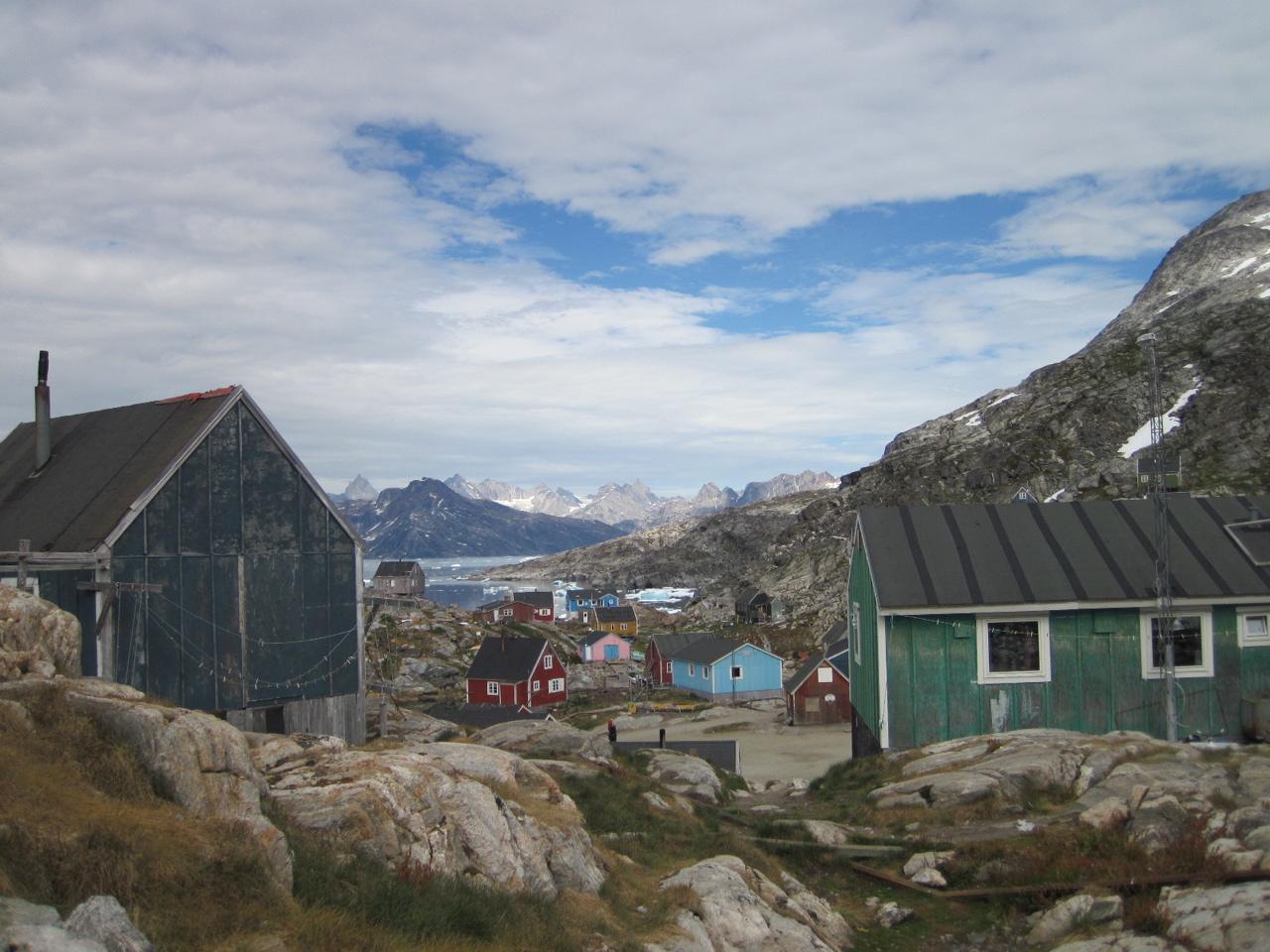 Village Groenand Est