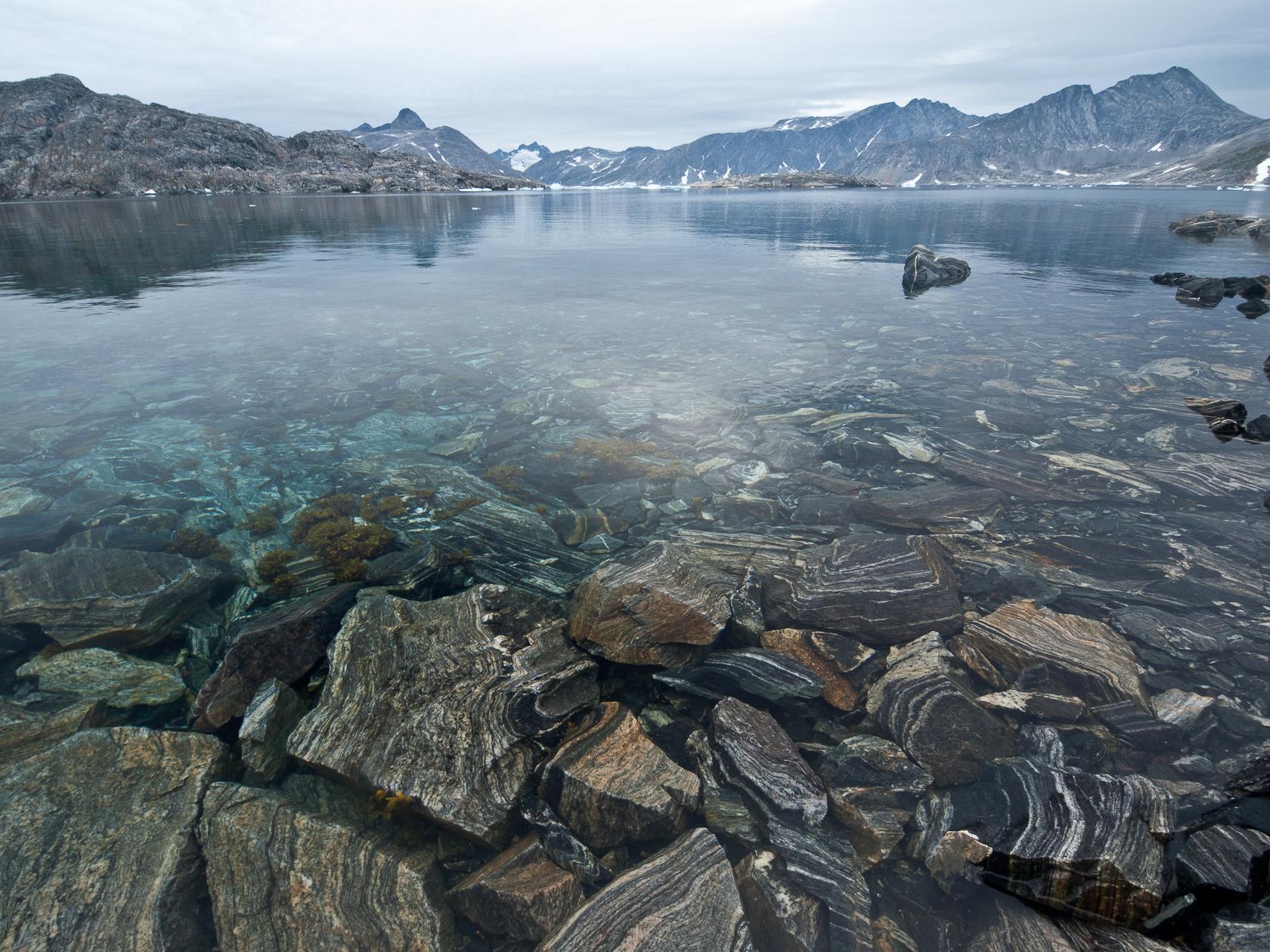 Groenland - eau pure