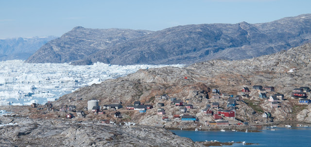 Tiniteqilaaq-Groenland Est