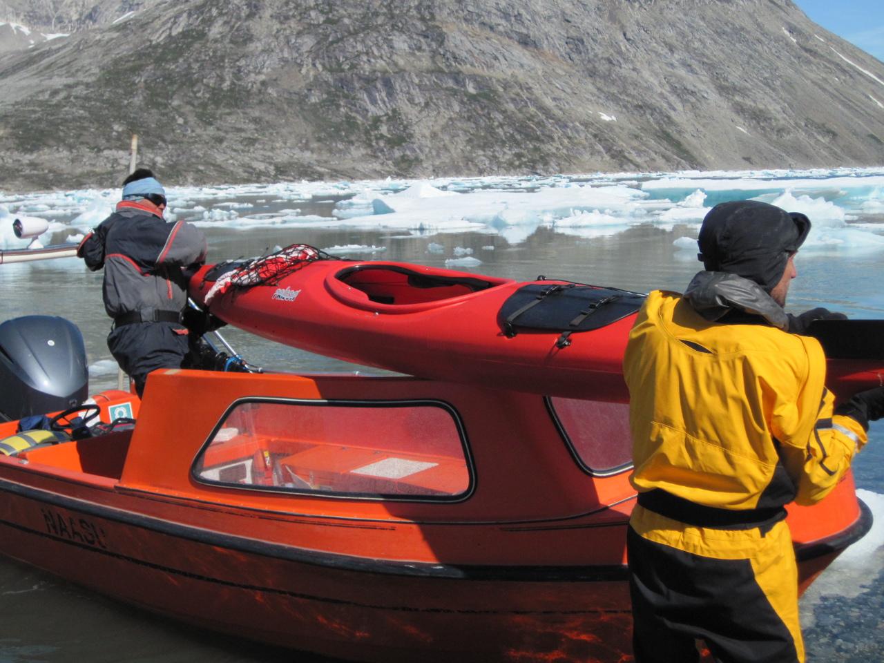 Groenland - Le retour de Martin