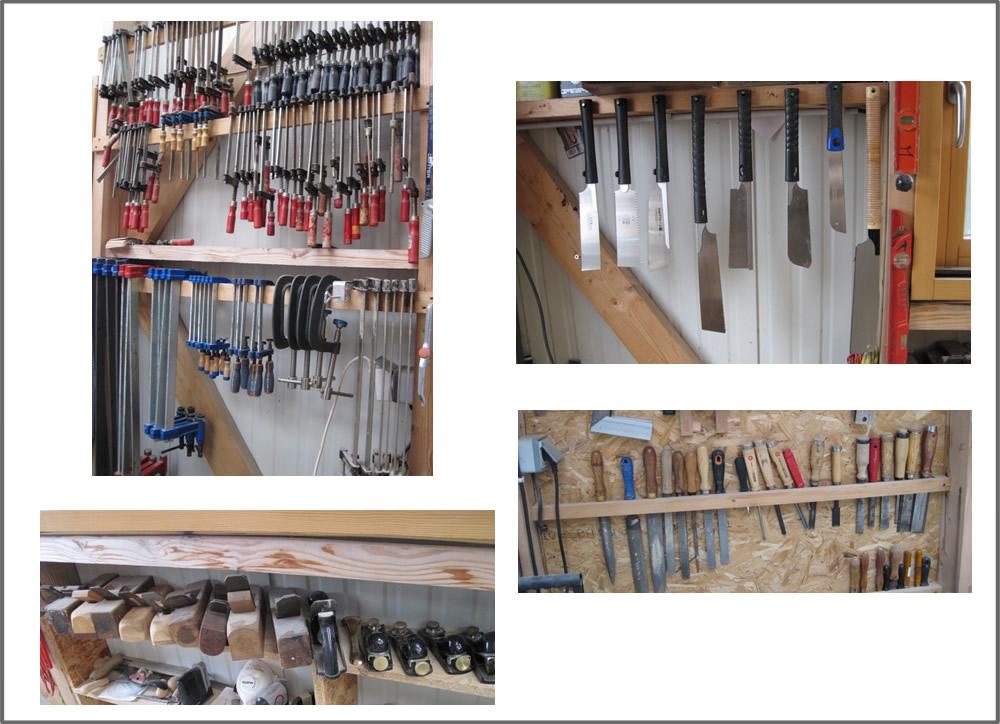 Kerlo - atelier outils